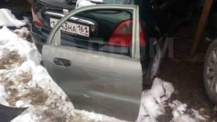 Дверь боковая Chevrolet Lanos, правая задняя