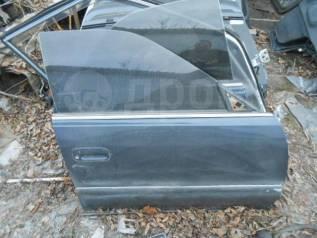 Дверь правая передняя Toyota Mark II, JZX100, #X10#