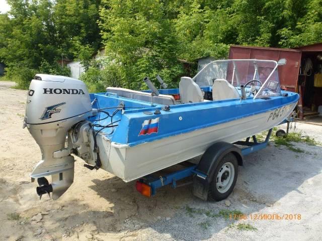 купить двигатель хонда на лодку