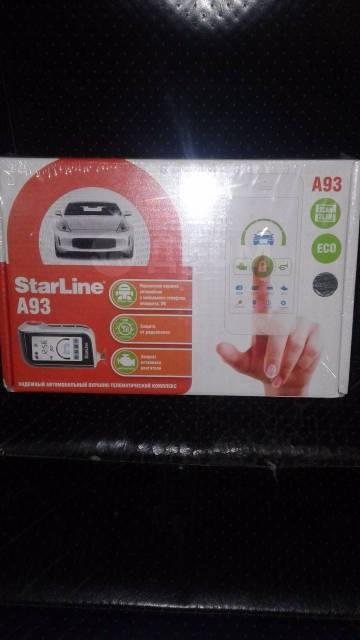 Автосигнализация StarLane A93 can-lin