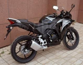 Мотоцикл CITY 200, 2018