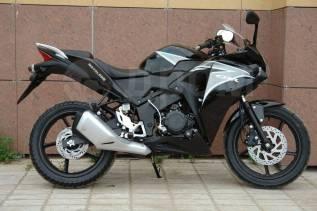 Motoland CBR 250, 2018