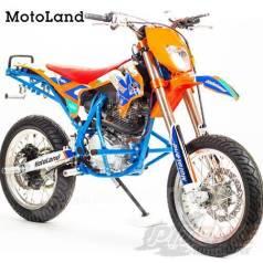 Мотоцикл Кросс CRF STUNT, 2021