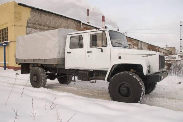 ГАЗ-33081 Егерь 2. ГАЗ 33081 Егерь в Хабаровске, 4 430куб. см., 1 500кг., 4x4. Под заказ