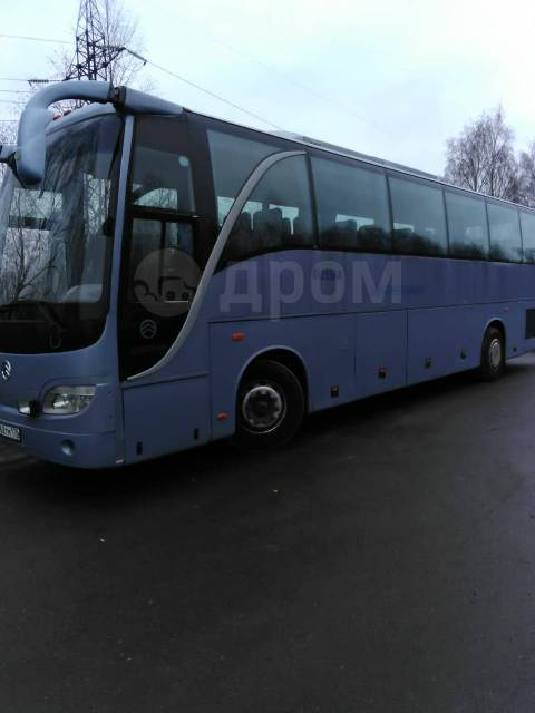 Golden Dragon XML6129. Автобус Голден Драгон E1A 2005г., 46 мест