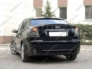 "Бампер задний ""Concept""седан Ford Focus 2 2004-2011"