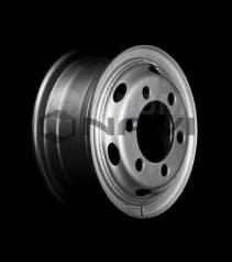 Диск стальной 16х6.00 ET127 6/D164 PCD222,25 32мм (с кольцом)
