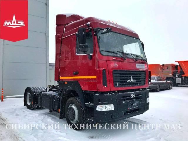 МАЗ 5440. Новый седельный тягач МАЗ-5440Е8-520-031 с двигателем Mercedes Benz, 11 967куб. см., 44 000кг., 4x2