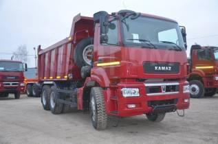 КамАЗ 6580, 2020