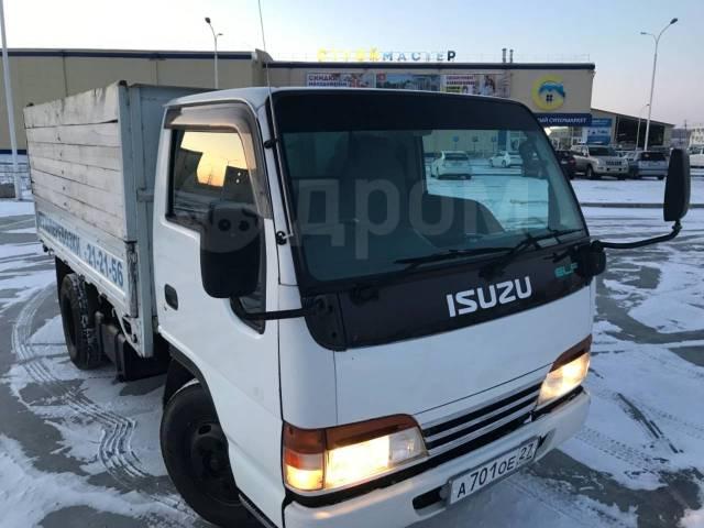 Isuzu Elf. Продаётся грузовик Isuzu ELF, 4 334куб. см., 3 000кг., 4x2