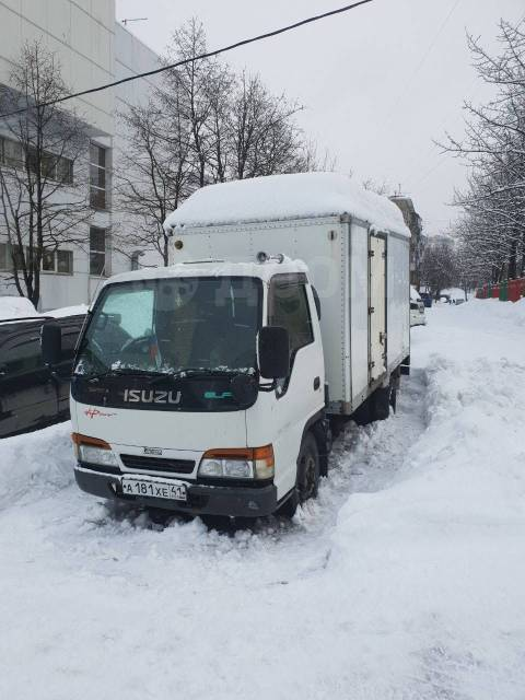 Isuzu Elf. Продам грузовик-термос , 4 600куб. см., 3 500кг., 6x4