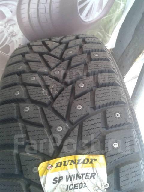 Dunlop Grandtrek Ice02, 245/55 R19