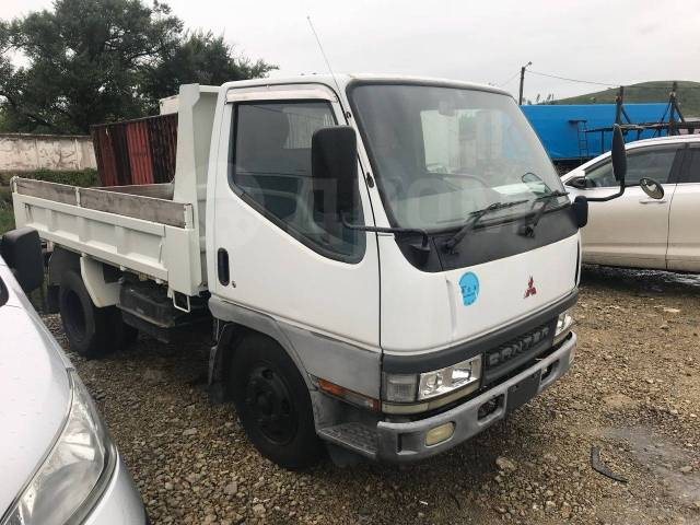 Mitsubishi Fuso Canter. Продам грузовик митсубиси Кантер 2001г. в за 650000, 5 200куб. см., 2 000кг., 4x2