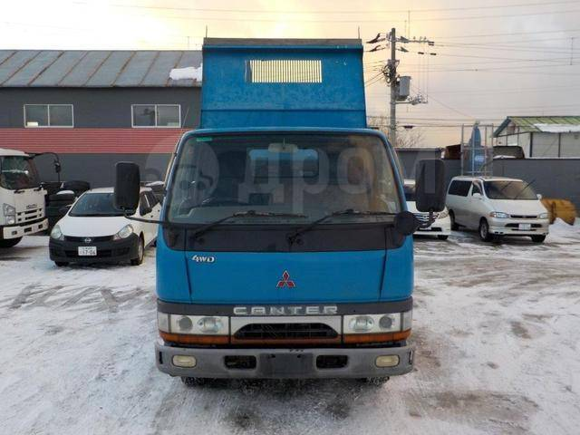 Mitsubishi Fuso Canter. Mitsubishi Canter, 4 600куб. см., 2 000кг., 4x4. Под заказ