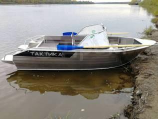 Алюминиевая лодка Тактика-390 DC Lite в г. Барнаул от офиц. дилера