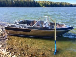 Алюминиевая лодка Тактика-390 DC в г. Барнаул от официального дилера