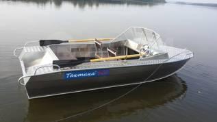Алюминиевая лодка Тактика-420 в г. Барнаул от официального дилера