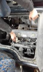 Двигатель в сборе Hyundai County D4AL