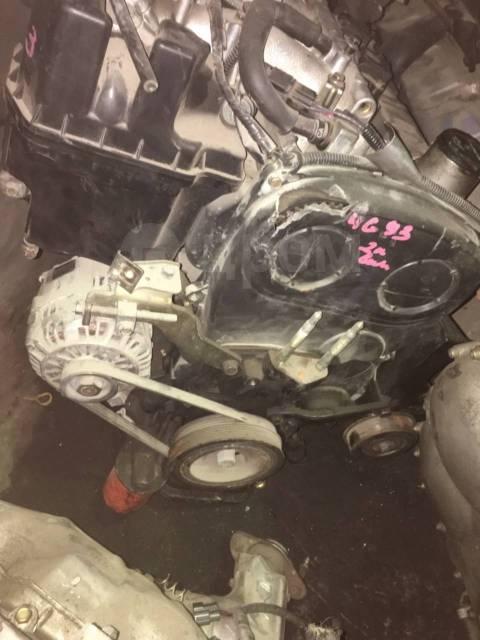 Двигатель в сборе. Mitsubishi Legnum, EA1W, EC1W Mitsubishi Galant, EA1A, EC1A Mitsubishi Aspire, EA1A, EC1A 4G93