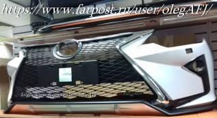 Бампер стиль Lexus для Toyota Camry 50 / 55 с 2014 г. +