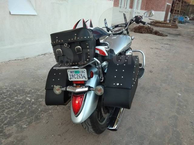 Yamaha XVS 1300. 1 300куб. см., исправен, птс, без пробега