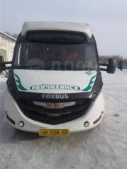 Foxbus, 2015