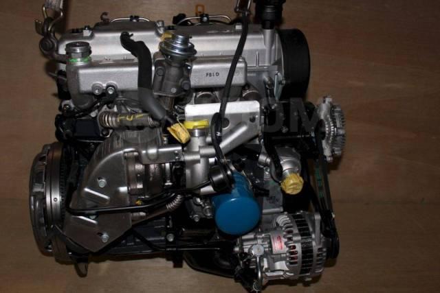 Двигатель D4BH (4D56 TCI) новый в сборе Porter, Starex