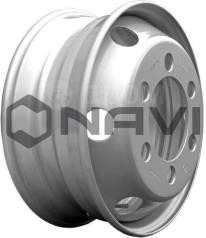 Диск стальной 17,5х6.00 ET135 6/222,5 D150 32,5мм Китай