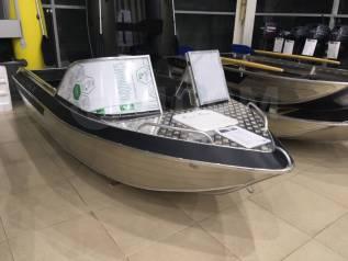 Тактика-390. 2019 год, длина 3,90м., двигатель без двигателя, 30,00л.с. Под заказ