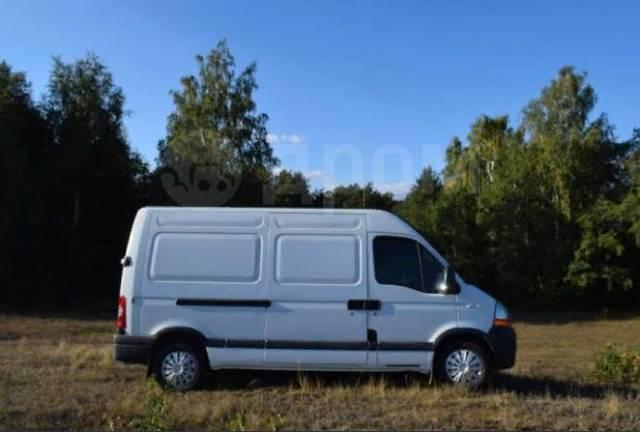 Renault Master. Продам фургон РЕно-Мастер, 2 500куб. см., 1 200кг., 4x2