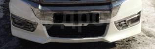 Бампер передний Honda StepWgn RK-5, RK-6 Spada