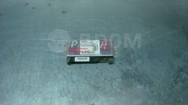 Блок управления abs. Nissan Primera, P11E Двигатели: CD20T, GA16DE, QG16DE, QG18DE, SR20DE, SR20DEH, SR20DEL