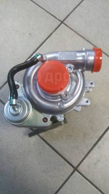Турбокомпрессор (турбина) Toyota 2KD-FTV CT16
