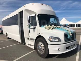 Большой, комфортный и удобный лимузин Party Bus ( ПАТИ БАС )!