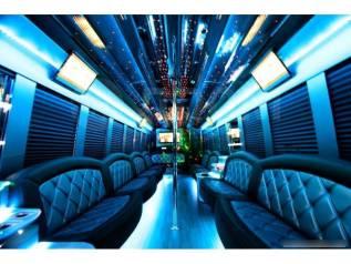 Шикарный лимузин Party Bus ( ПатиБас ) с первоклассным обслуживанием!