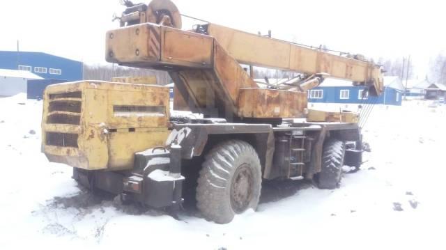Юрмаш Юргинец КС-4372В. Продается Кран самоходный КС-4372 В, 132куб. см., 20,00м.