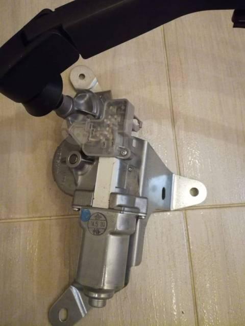 Мотор стеклоочистителя. Nissan Note, E12, HE12, NE12, SNE12 HR12DDR, HR12DE, HR16DE