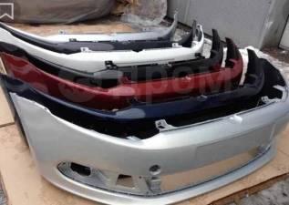 Новый окрашенный бампер VW POLO 10-15г / 15г-