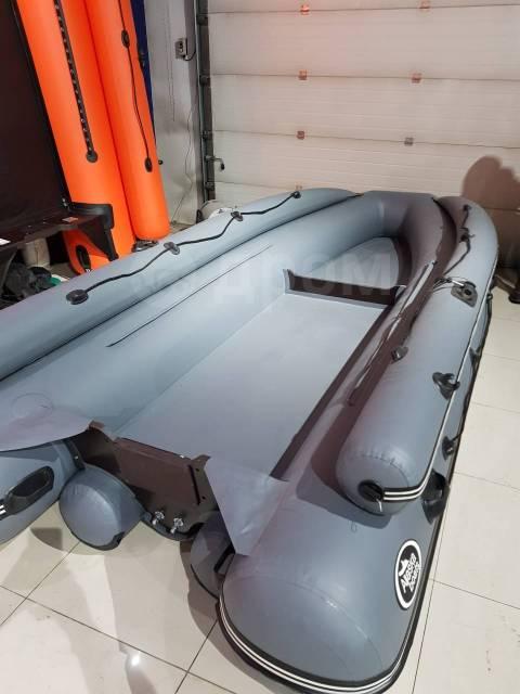Sibriver Allaska. 2020 год, длина 3,60м., двигатель без двигателя, 20,00л.с.