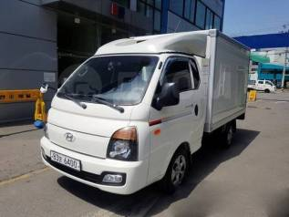 Hyundai Porter, 2017