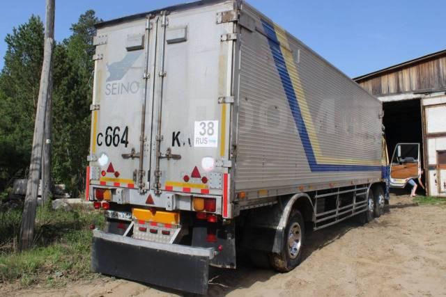 Hino Ranger. Продается грузовик , 9 000куб. см., 10 000кг., 6x2
