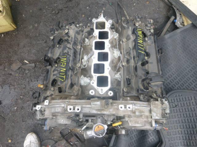 Двигатель в сборе. Infiniti: EX30d, Q40, M30, QX70, QX4, QX56, QX50, FX30d, QX80, QX60, Q70, FX50, Q50, Q60, M35, M37, FX35, FX45, Q30, M25, M45, M56...