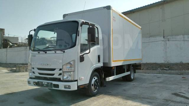 Isuzu NMR. 85H Изотермический фургон под заказ, 2 999куб. см., 2 000кг., 4x2. Под заказ