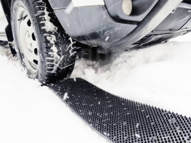 Антибукса - противопробуксовочная резиновая лента для автомобиля