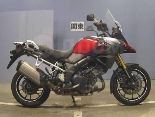 Suzuki V-Strom 1000, 2014