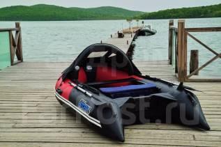 Корейская надувная лодка ПВХ Stormline Adventure Extra 530