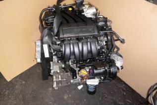 Надёжный, Контрактный двигатель на Volkswagen. Любые проверки! mos
