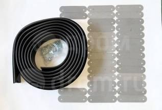 Расширители колесных арок (50мм) резиновые универсальные Flexline