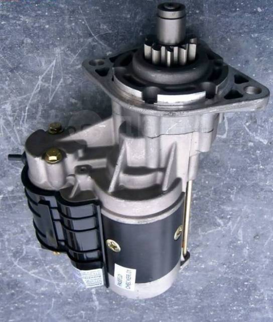 Стартер 12В / 4,9 кВт на ЮМЗ / Д-65