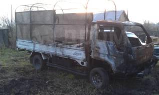 Продам Toyota Duna 91г. (WU90, 1W) по запчастям в Бийске